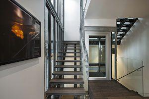Lift in woonhuis