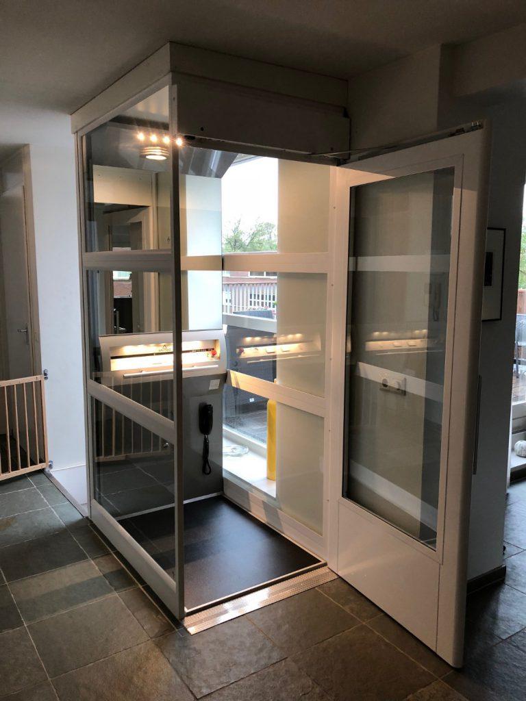 liftinstallatie kosten