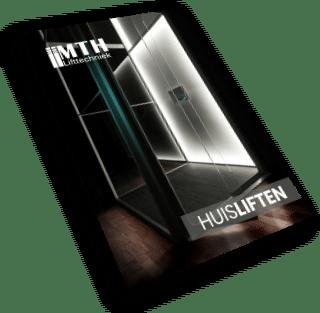Brochure voor huisliften van MTH