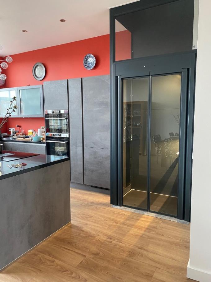 Huislift in keuken