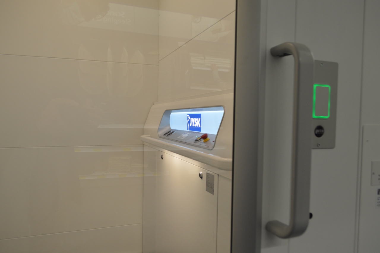 jysk platformlift a7000 bedieningspaneel
