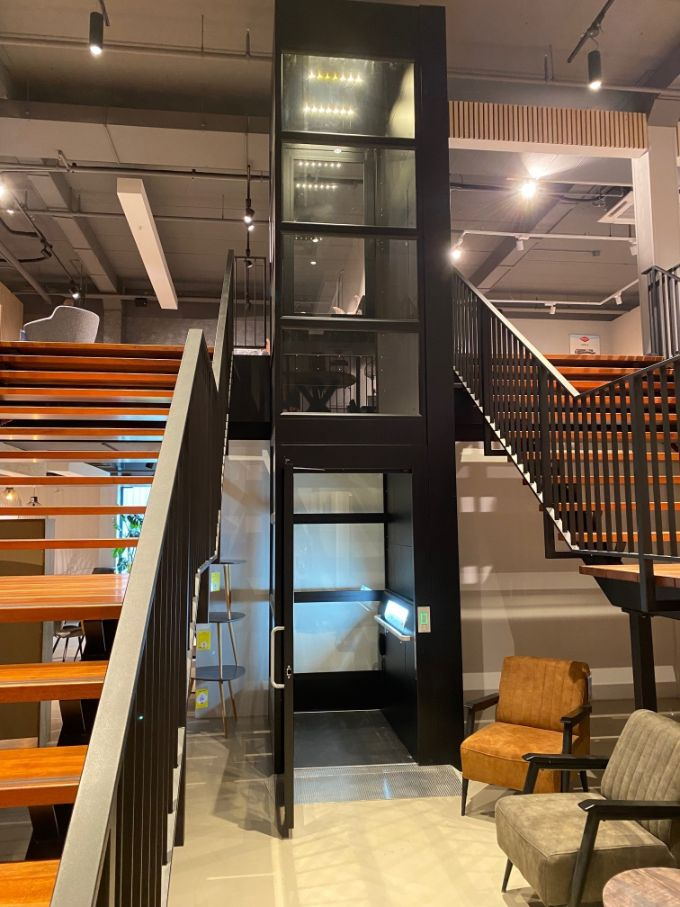 platformlift a7000 profijt meubel